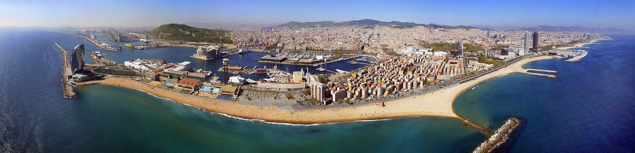 Construimos una Barcelona de calidad, moderna y puntera