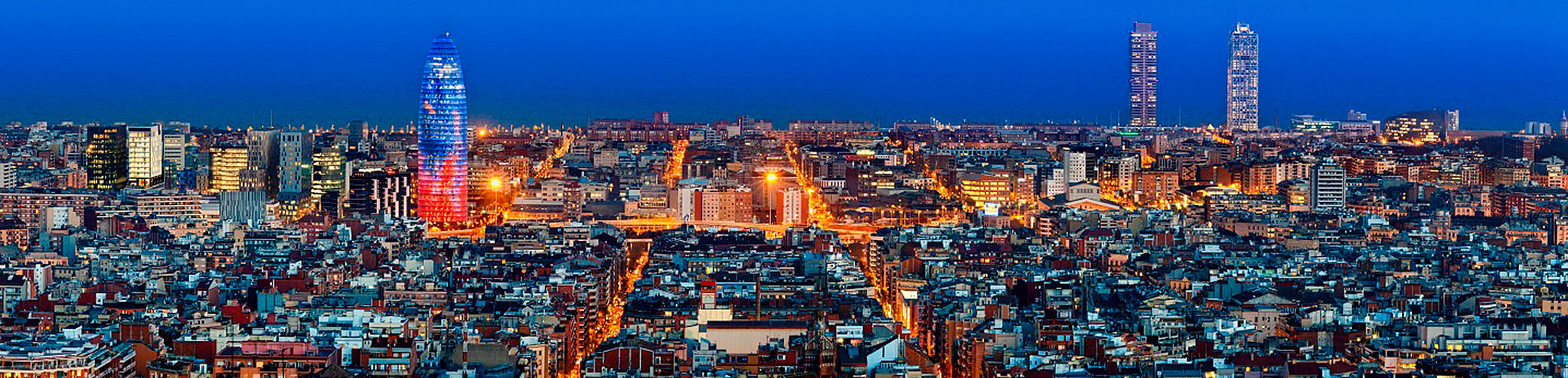 We build a quality, modern and cutting-edge Barcelona
